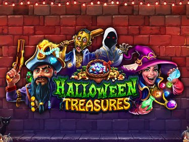 Halloween Treasures Slot Machine