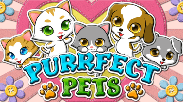 Purrfect Pets Video Slot
