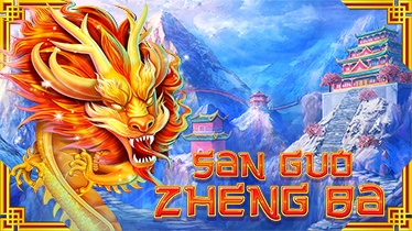 San Guo Zheng Ba Video Slot