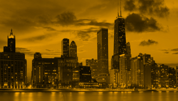 Casino expansion will give Chicago's southern suburbs a new casino  Image; Chicago skyline