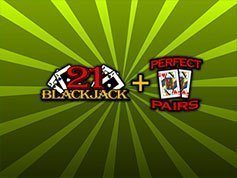 Blackjack+Perfect Pairs