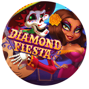 Diamond Fiesta Spins