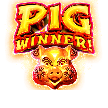 40 Free Spins for Pig Winner