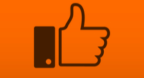 Like button from Facebook